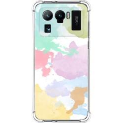Funda Antigolpes para Xiaomi Mi 11 Ultra 5G diseño Acuarela 11 Dibujos