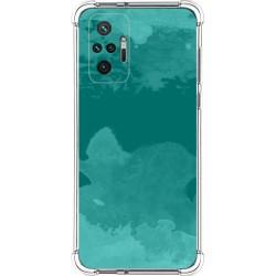 Funda Antigolpes para Xiaomi Redmi Note 10 Pro diseño Acuarela 06 Dibujos
