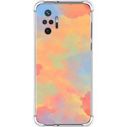 Funda Antigolpes para Xiaomi Redmi Note 10 Pro diseño Acuarela 08 Dibujos