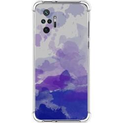 Funda Antigolpes para Xiaomi Redmi Note 10 Pro diseño Acuarela 09 Dibujos