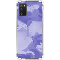 Funda Silicona Antigolpes para Samsung Galaxy A02s diseño Acuarela 01 Dibujos