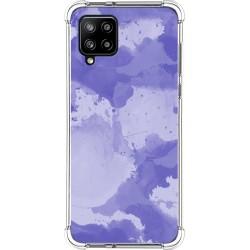 Funda Silicona Antigolpes para Samsung Galaxy A42 5G diseño Acuarela 01 Dibujos