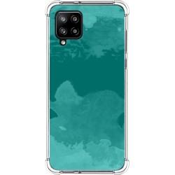 Funda Silicona Antigolpes para Samsung Galaxy A42 5G diseño Acuarela 06 Dibujos