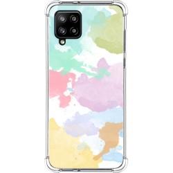 Funda Silicona Antigolpes para Samsung Galaxy A42 5G diseño Acuarela 11 Dibujos