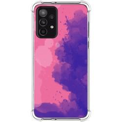 Funda Silicona Antigolpes para Samsung Galaxy A52 / A52 5G diseño Acuarela 07 Dibujos