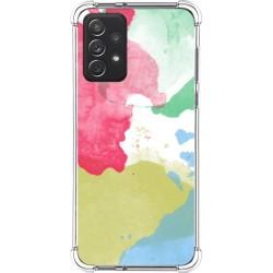 Funda Silicona Antigolpes para Samsung Galaxy A72 diseño Acuarela 02 Dibujos