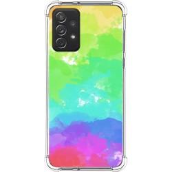 Funda Silicona Antigolpes para Samsung Galaxy A72 diseño Acuarela 03 Dibujos