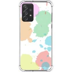 Funda Silicona Antigolpes para Samsung Galaxy A72 diseño Acuarela 05 Dibujos
