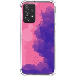 Funda Silicona Antigolpes para Samsung Galaxy A72 diseño Acuarela 07 Dibujos