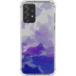 Funda Silicona Antigolpes para Samsung Galaxy A72 diseño Acuarela 09 Dibujos