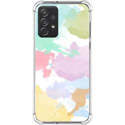 Funda Silicona Antigolpes para Samsung Galaxy A72 diseño Acuarela 11 Dibujos