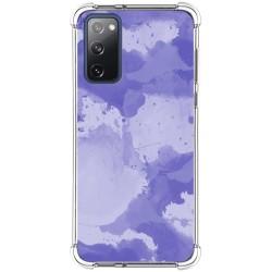 Funda Silicona Antigolpes para Samsung Galaxy S20 FE diseño Acuarela 01 Dibujos