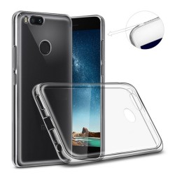 Funda Gel Tpu Fina Ultra-Thin 0,5mm Transparente para Xiaomi Mi 5X / Mi A1