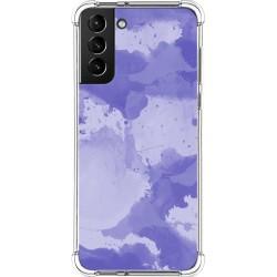 Funda Silicona Antigolpes para Samsung Galaxy S21+ Plus 5G diseño Acuarela 01 Dibujos