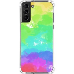 Funda Silicona Antigolpes para Samsung Galaxy S21+ Plus 5G diseño Acuarela 03 Dibujos