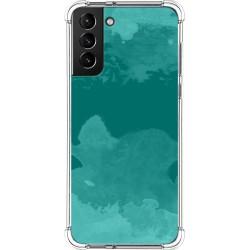 Funda Silicona Antigolpes para Samsung Galaxy S21+ Plus 5G diseño Acuarela 06 Dibujos