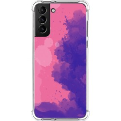 Funda Silicona Antigolpes para Samsung Galaxy S21+ Plus 5G diseño Acuarela 07 Dibujos