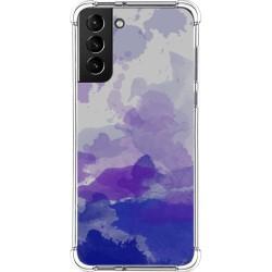 Funda Silicona Antigolpes para Samsung Galaxy S21+ Plus 5G diseño Acuarela 09 Dibujos