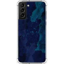 Funda Silicona Antigolpes para Samsung Galaxy S21+ Plus 5G diseño Acuarela 13 Dibujos