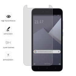Protector Cristal Templado para Xiaomi Redmi Note 5A / 5A Pro / 5A Prime Vidrio
