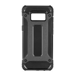 Funda Tipo Hybrid Tough Armor (Pc+Tpu) Negra para Samsung Galaxy S8 Plus