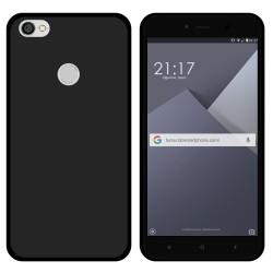 Funda Gel Tpu para Xiaomi Redmi Note 5A Pro / 5A Prime Color Negra