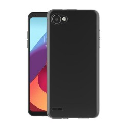 Funda Gel Tpu Fina Ultra-Thin 0,3mm Transparente para Lg Q6