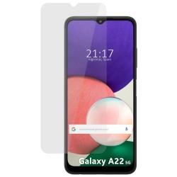 Protector Cristal Templado para Samsung Galaxy A22 5G Vidrio