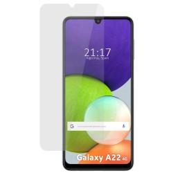 Protector Cristal Templado para Samsung Galaxy A22 LTE 4G Vidrio