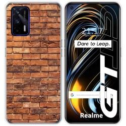 Funda Silicona para Realme GT 5G diseño Ladrillo 04 Dibujos