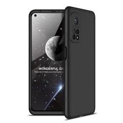 Funda Carcasa GKK 360 para Xiaomi Mi 10T 5G / MI 10T Pro 5G color Negra