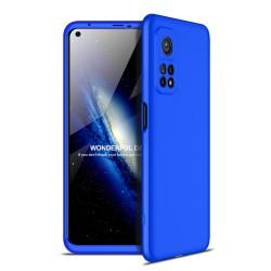 Funda Carcasa GKK 360 para Xiaomi Mi 10T 5G / MI 10T Pro 5G color Azul