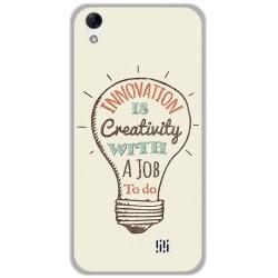 Funda Gel Tpu para Homtom HT16 / HT16 Pro Diseño Creativity Dibujos
