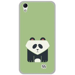 Funda Gel Tpu para Homtom HT16 / HT16 Pro Diseño Panda Dibujos