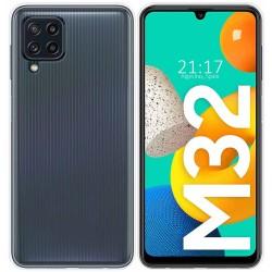 Funda Silicona Gel TPU Transparente para Samsung Galaxy M32