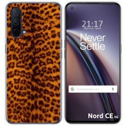 Funda Silicona para OnePlus Nord CE 5G diseño Animal 03 Dibujos