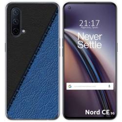 Funda Silicona para OnePlus Nord CE 5G diseño Cuero 02 Dibujos