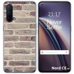 Funda Silicona para OnePlus Nord CE 5G diseño Ladrillo 01 Dibujos