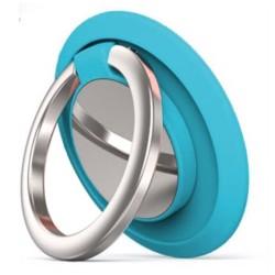 Anillo Ring Soporte con Adhesivo para Móvil color Azul