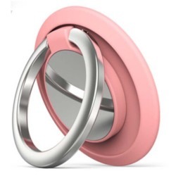 Anillo Ring Soporte con Adhesivo para Móvil color Rosa