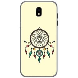 Funda Gel Tpu para Samsung Galaxy J5 (2017) Diseño Atrapasueños Dibujos