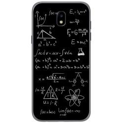 Funda Gel Tpu para Samsung Galaxy J5 (2017) Diseño Formulas Dibujos