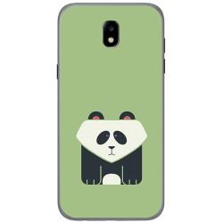 Funda Gel Tpu para Samsung Galaxy J5 (2017) Diseño Panda Dibujos
