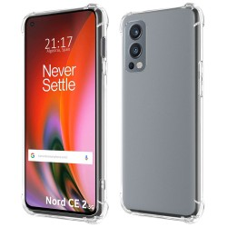 Funda Gel Tpu Antigolpes Transparente para OnePlus Nord 2 5G