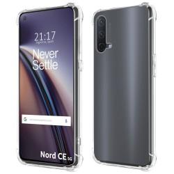 Funda Gel Tpu Antigolpes Transparente para OnePlus Nord CE 5G