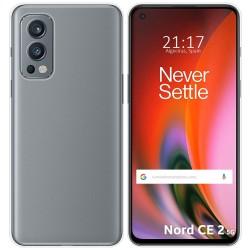 Funda Silicona Gel TPU Transparente para OnePlus Nord 2 5G