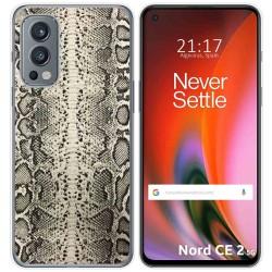 Funda Silicona para OnePlus Nord 2 5G diseño Animal 01 Dibujos
