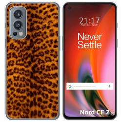 Funda Silicona para OnePlus Nord 2 5G diseño Animal 03 Dibujos