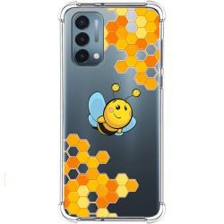 Funda Silicona Antigolpes para OnePlus Nord N200 5G diseño Abeja Dibujos