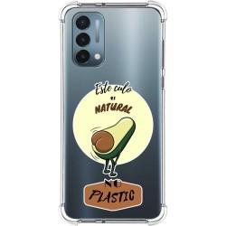 Funda Silicona Antigolpes para OnePlus Nord N200 5G diseño Culo Natural Dibujos